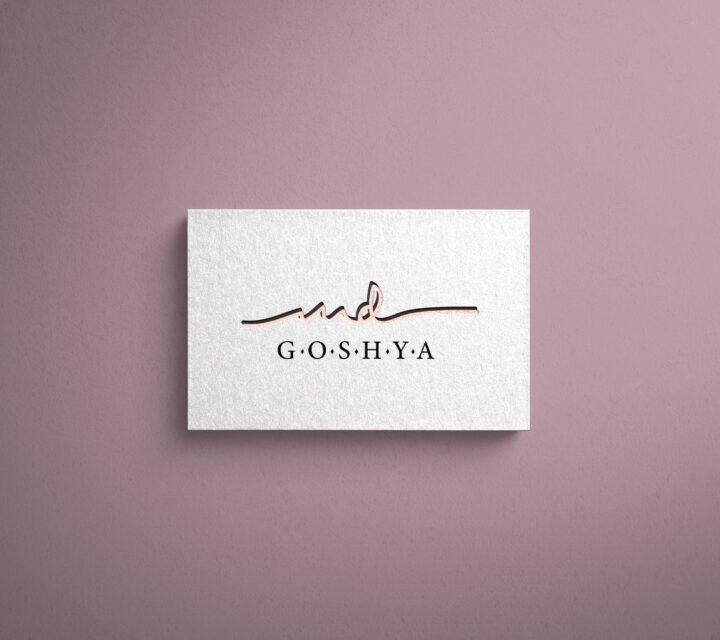 logo goshya