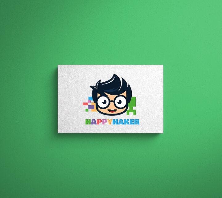 logo happyhaker